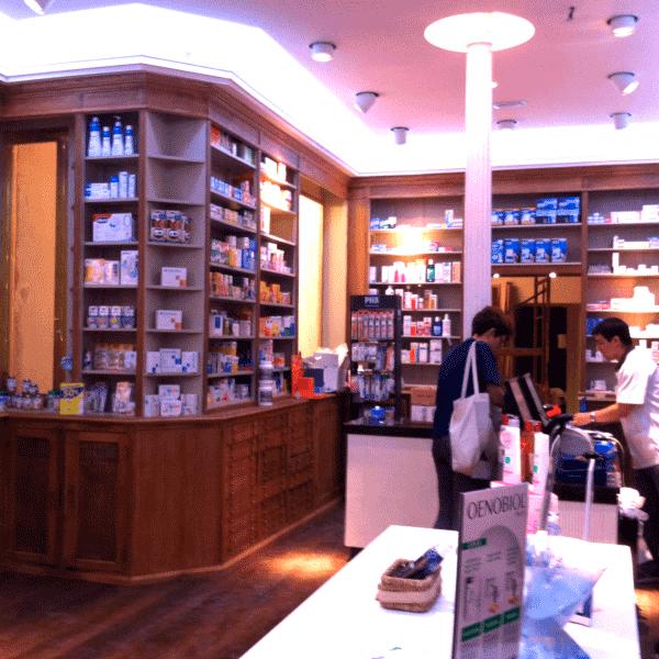 Antigua Farmacia del Aguila 3